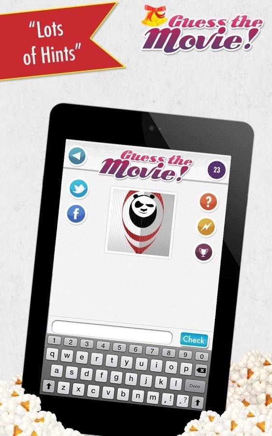 Guess The Movie - Imagem 2 do software