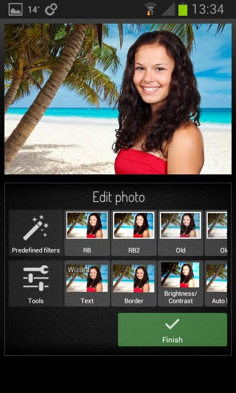 Wizard Photo Editor - Imagem 1 do software
