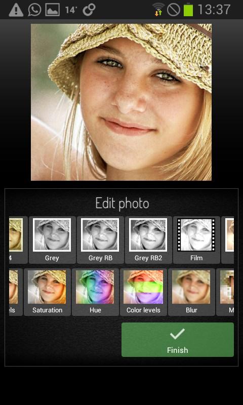 Wizard Photo Editor - Imagem 2 do software