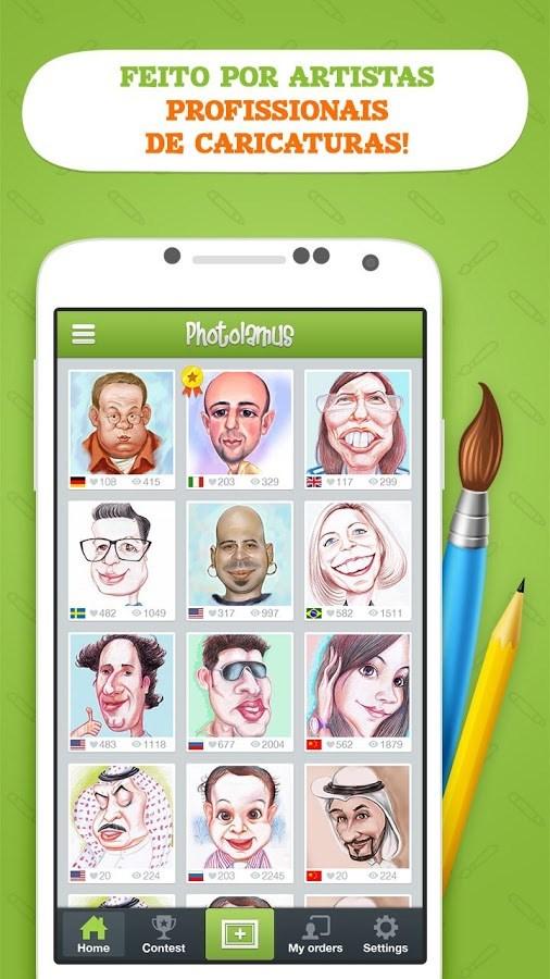 Photolamus - Imagem 2 do software