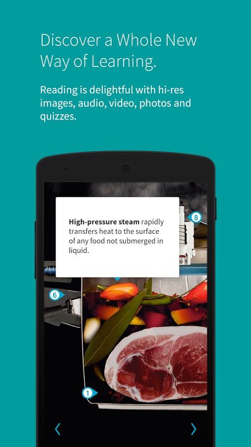 Inkling eBooks - Beta - Imagem 2 do software