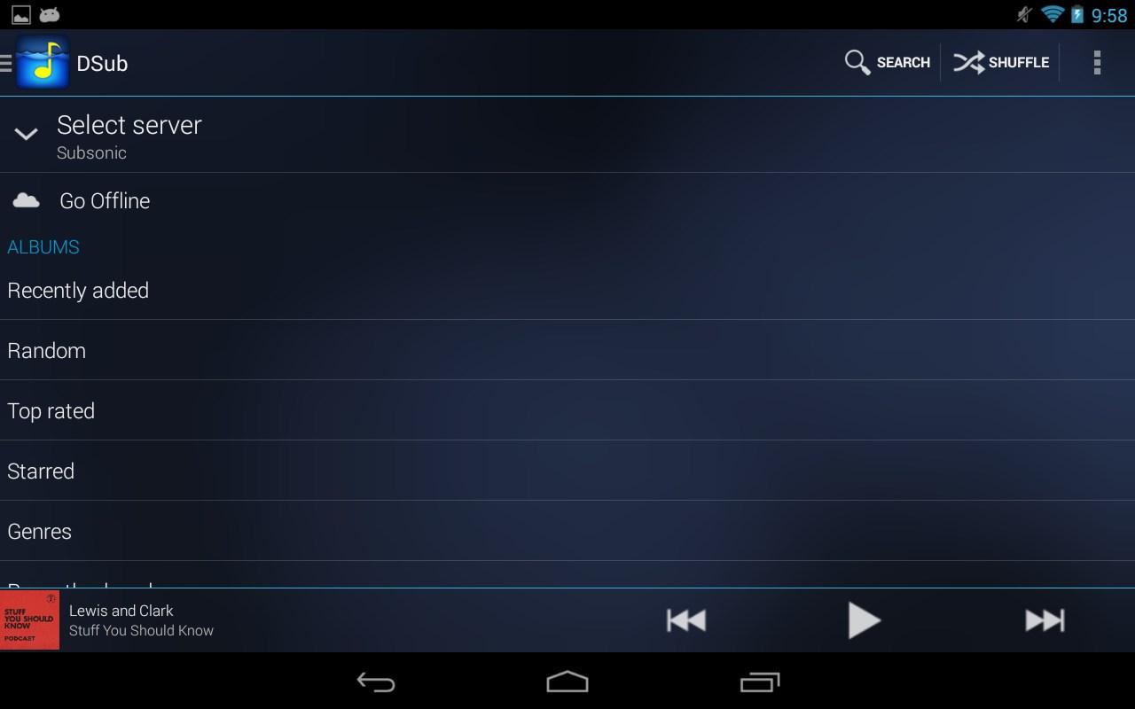 DSub - Imagem 1 do software