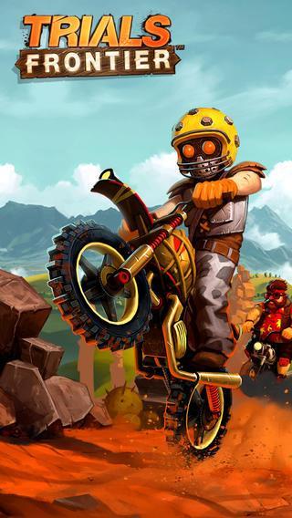 Trials Frontier - Imagem 1 do software