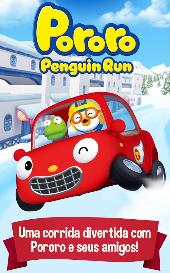 Pororo Penguin Run - Imagem 1 do software
