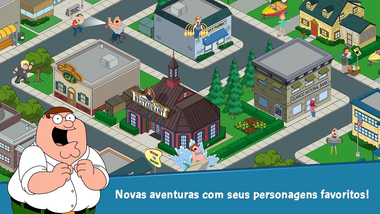 Family Guy The Quest for Stuff - Imagem 1 do software