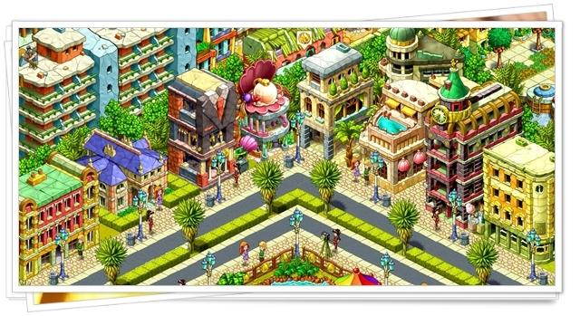 De vilarejo para metrópole