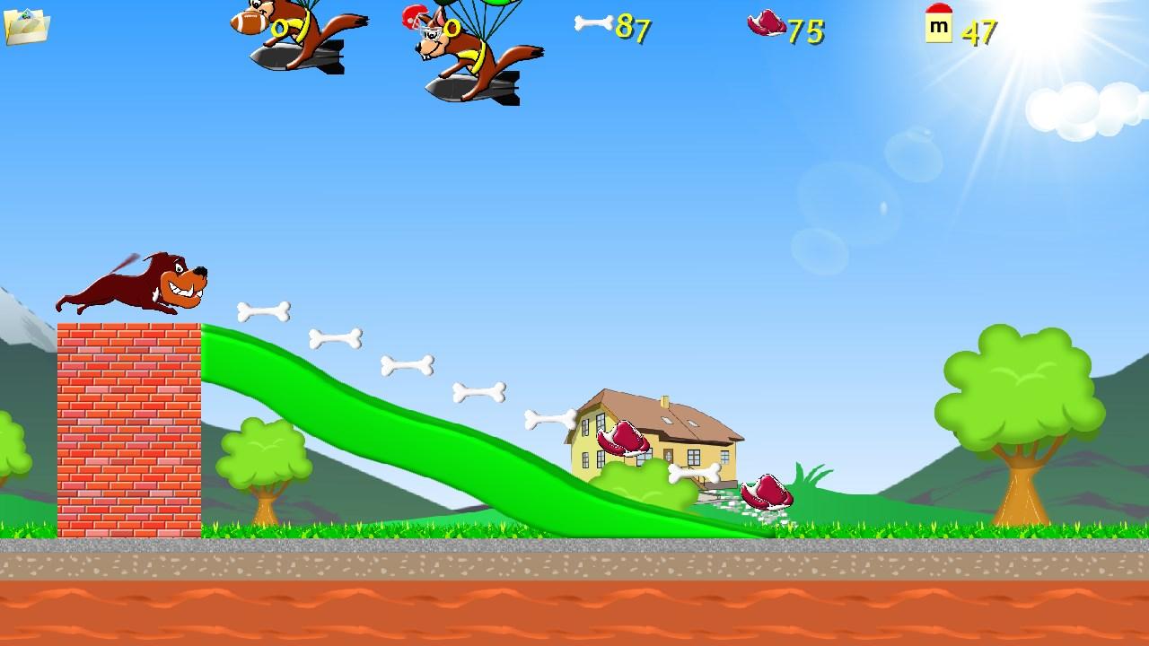 Dog rush – action runner - Imagem 1 do software