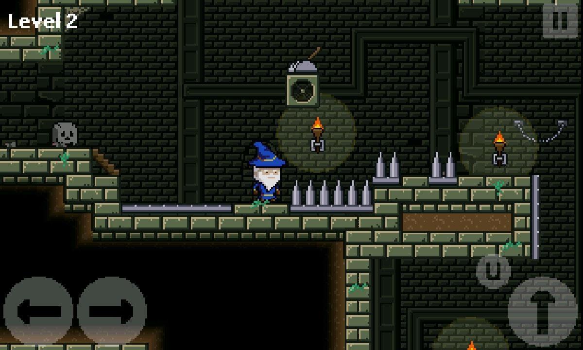 Merlins Adventure - Imagem 1 do software