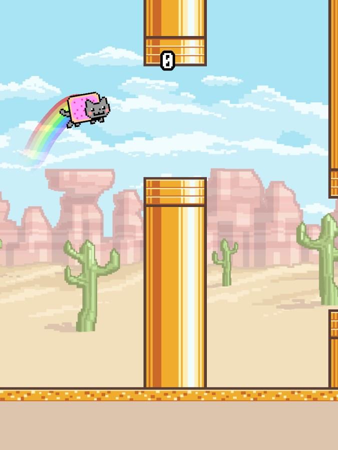 Flappy Nyan - Imagem 1 do software