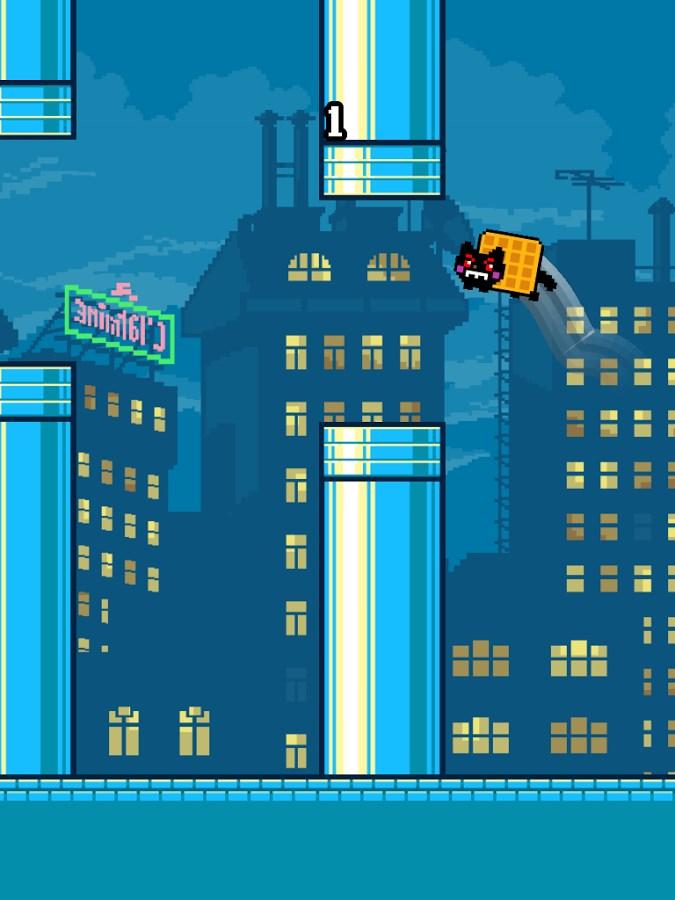 Flappy Nyan - Imagem 2 do software