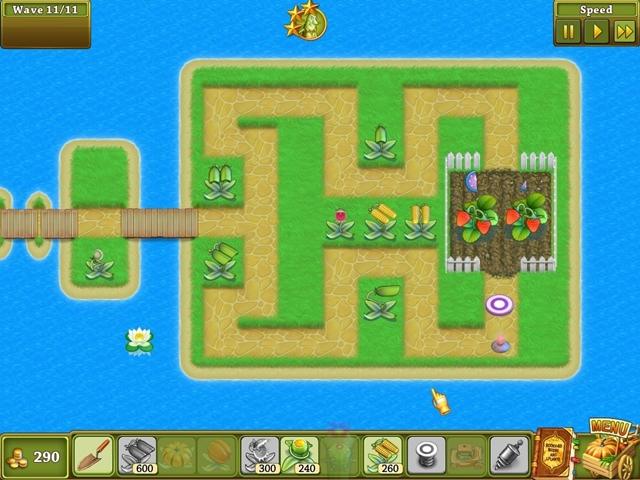 Garden Rescue - Imagem 1 do software