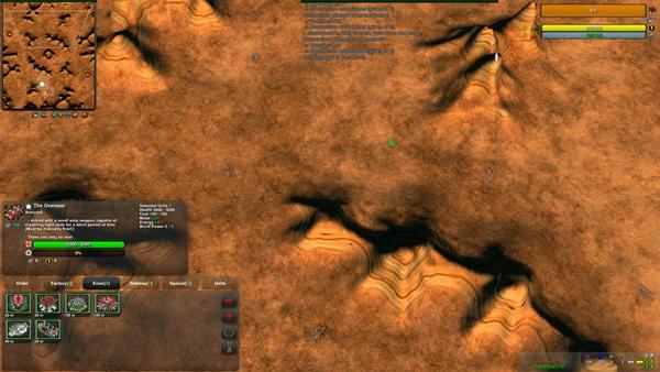 Evolution RTS - Imagem 1 do software
