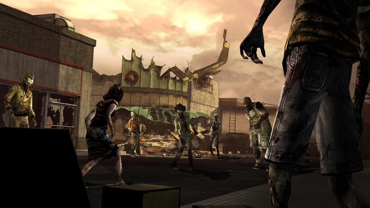 The Walking Dead: Season One - Imagem 1 do software