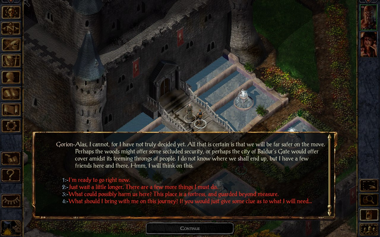 Baldur`s Gate: Enhanced Edition - Imagem 1 do software