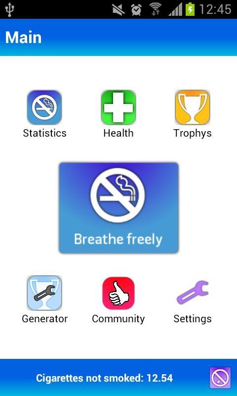 Stop! Quit Smoking - LITE - Imagem 1 do software