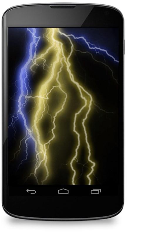Electric touch wallpaper - Imagem 2 do software
