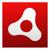 Logo Adobe AIR ícone