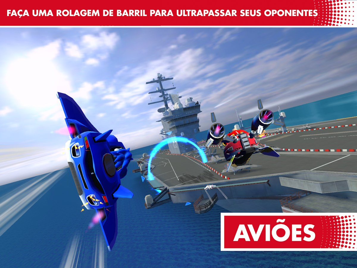 Sonic Racing Transformed - Imagem 1 do software