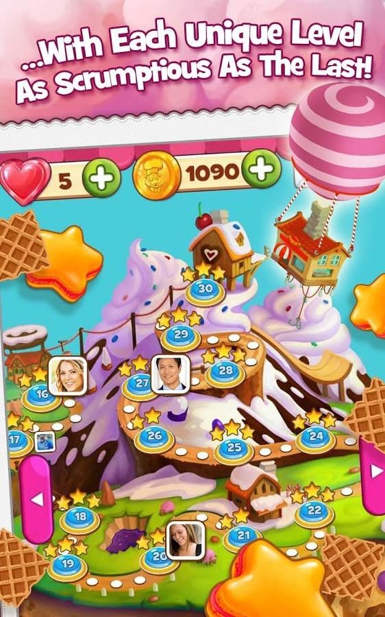 Cookie Jam - Imagem 1 do software