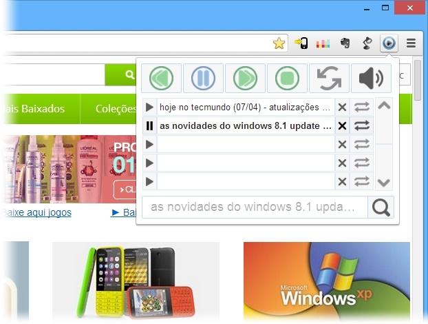 YouTube Media Player - Imagem 1 do software