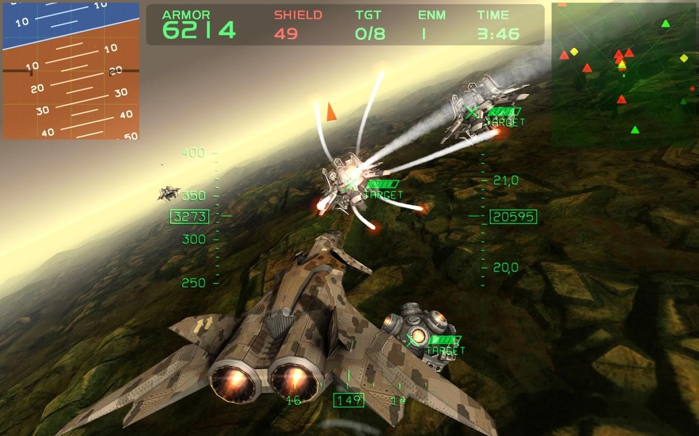 Fractal Combat X (Premium) - Imagem 1 do software