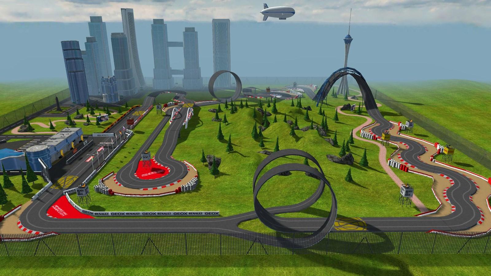 Red Bull Racers - Imagem 1 do software