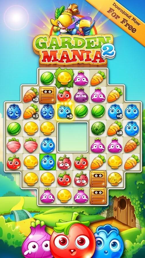 Garden Mania 2 - Imagem 1 do software