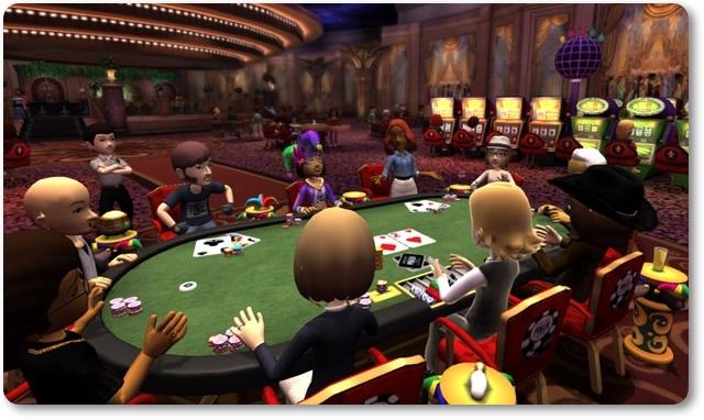 WSOP: Full House Pro - Imagem 1 do software