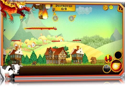 Dragon Revenge - Imagem 1 do software
