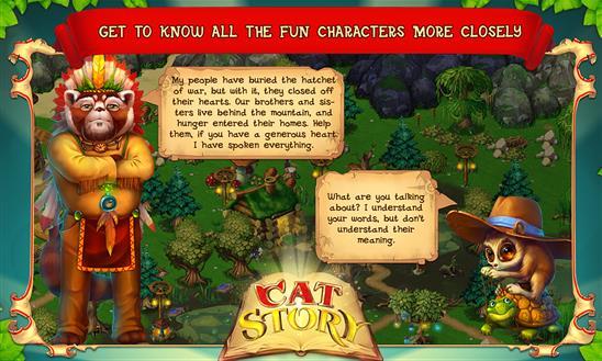 Cat Story - Imagem 1 do software