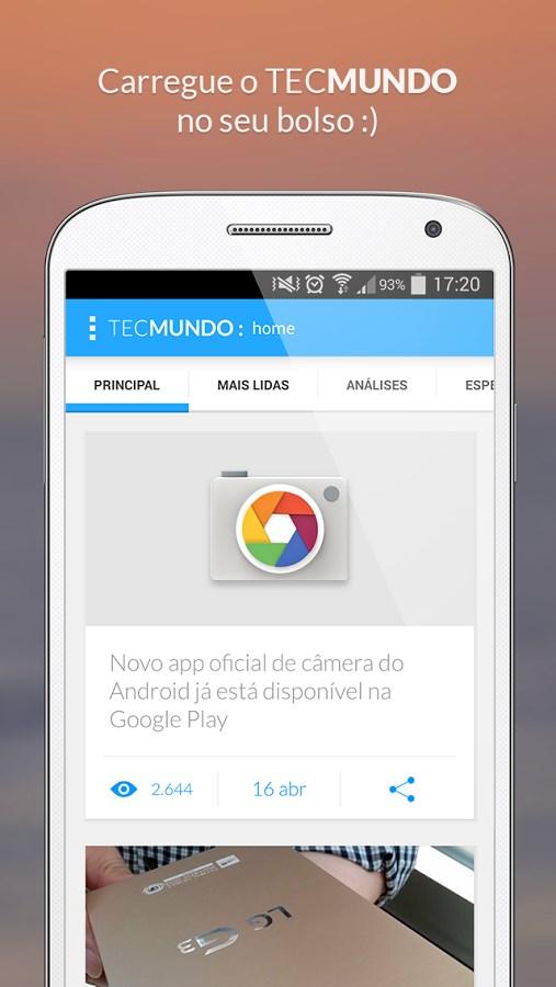 TecMundo Notícias - Imagem 1 do software