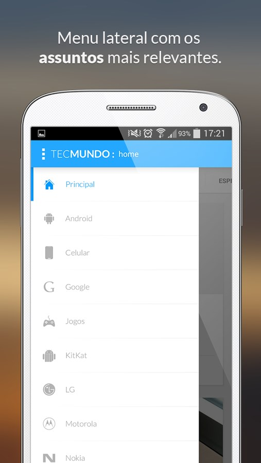TecMundo Notícias - Imagem 3 do software