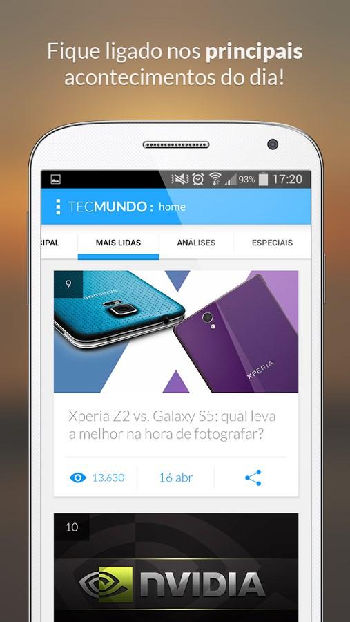 TecMundo Notícias - Imagem 4 do software