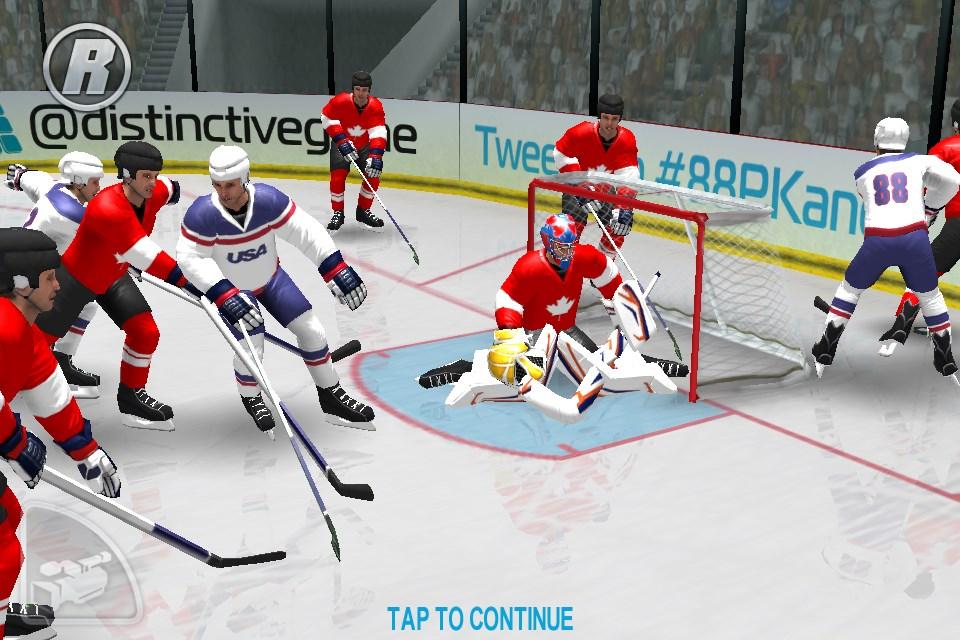 Patrick Kane`s Hockey Classic - Imagem 1 do software