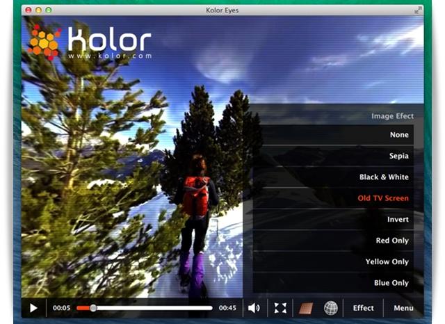 Kolor Eyes Desktop - Imagem 1 do software