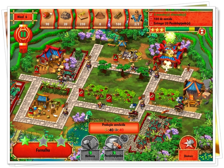 Monument Builders: Great Wall of China - Imagem 1 do software