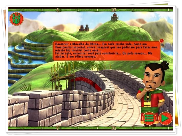 Monument Builders: Great Wall of China - Imagem 2 do software