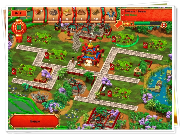 Monument Builders: Great Wall of China - Imagem 3 do software
