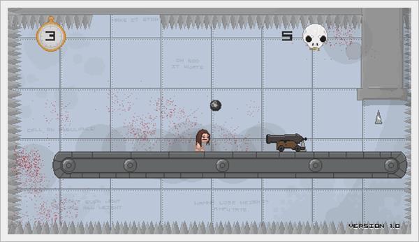 Extreme Treadmill Survival - Imagem 1 do software