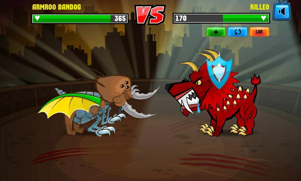 Mutant Fighting Cup - RPG Game - Imagem 1 do software