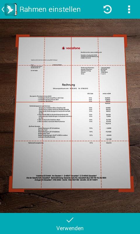 Organize.me - Imagem 2 do software