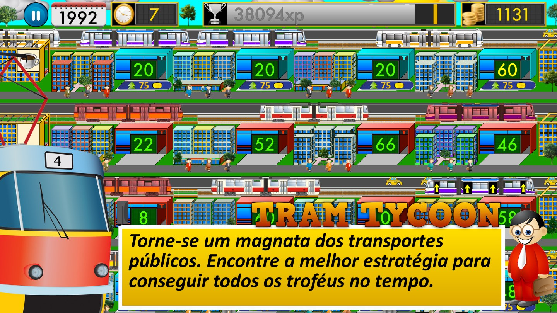TRAM TYCOON FREE - Imagem 1 do software
