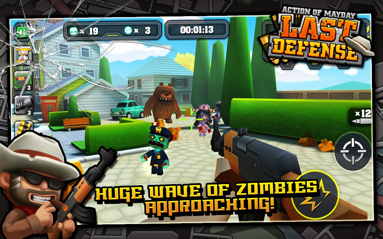 Action of Mayday: Last Defense - Imagem 1 do software