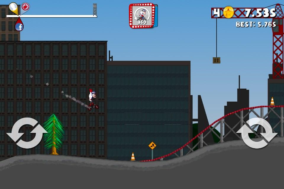 Stunt Bike Rider Extreme Racer - Imagem 1 do software