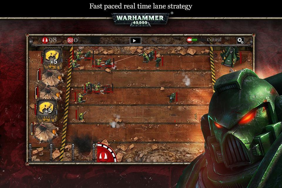 WH40k: Storm of Vengeance - Imagem 1 do software