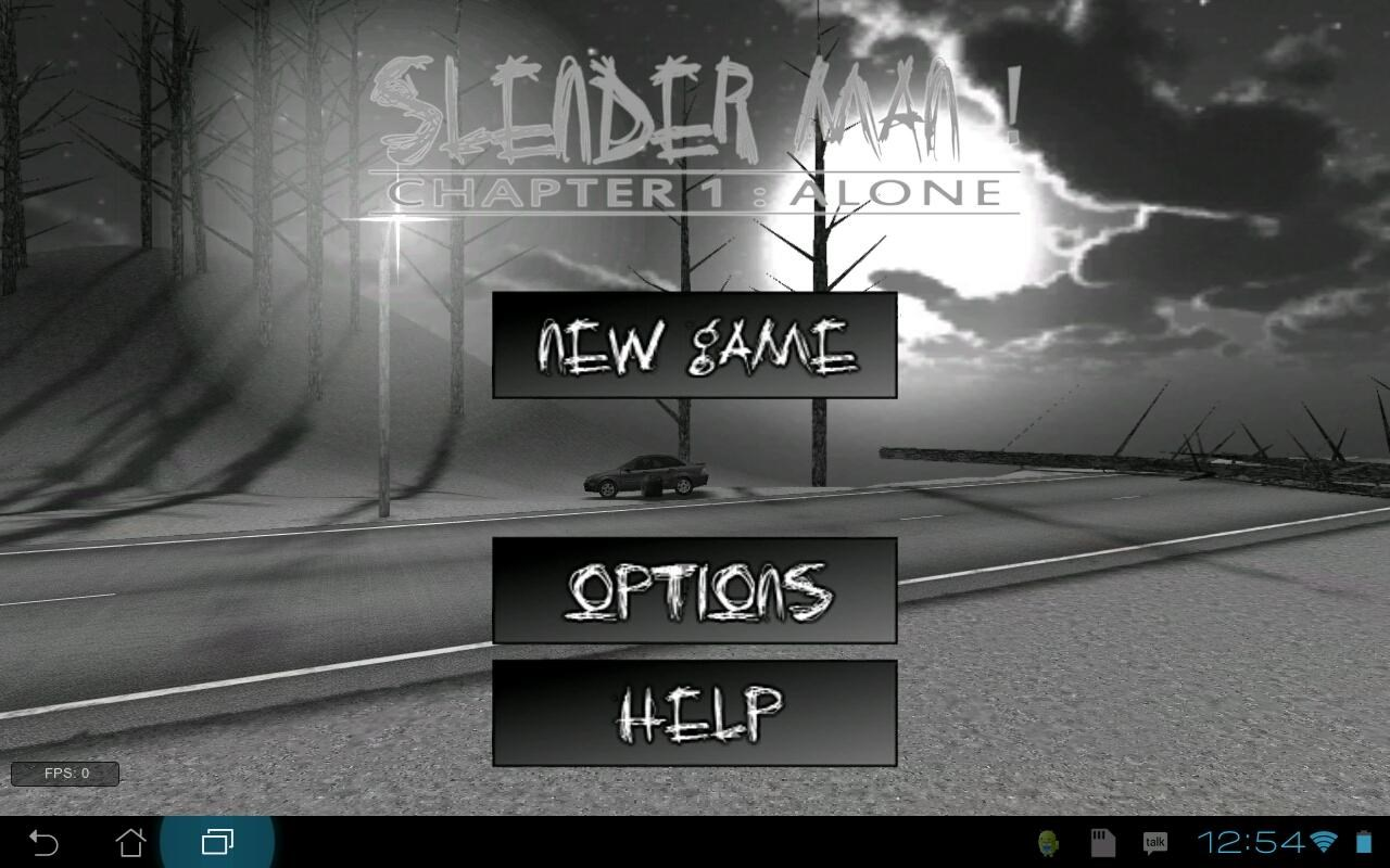 Slender Man Official - Imagem 1 do software