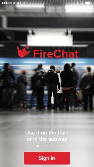 FireChat - Imagem 2 do software