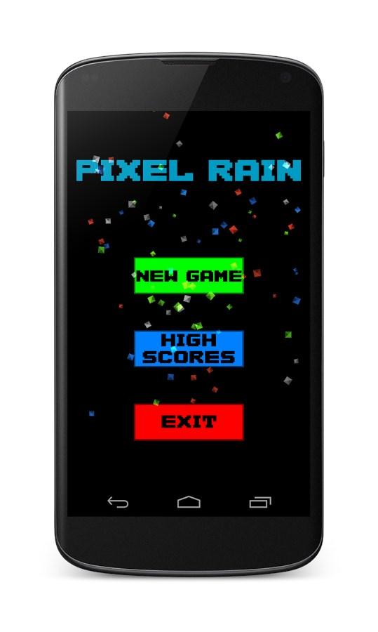 Pixel Rain Lite - Imagem 1 do software