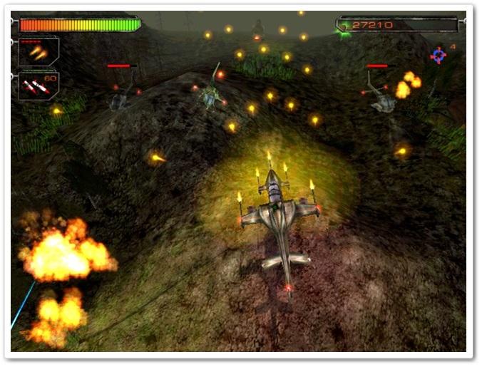 Air Shark 2 - Imagem 3 do software
