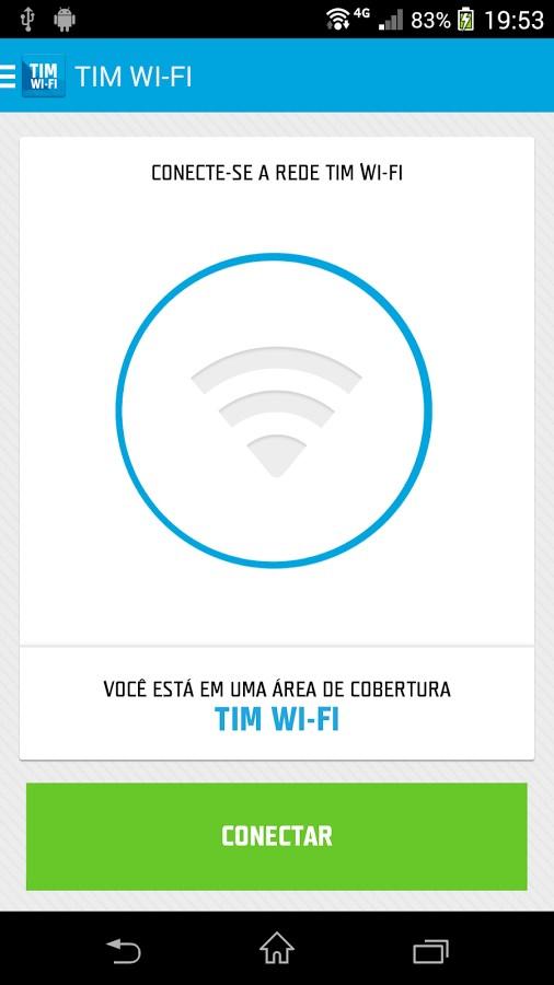 TIM Wi-Fi - Imagem 1 do software